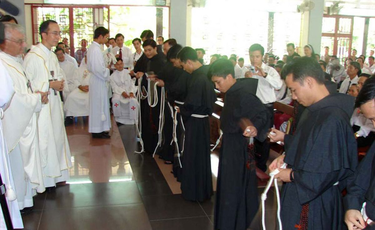 Permalink to:Franciscan Mission in Vietnam