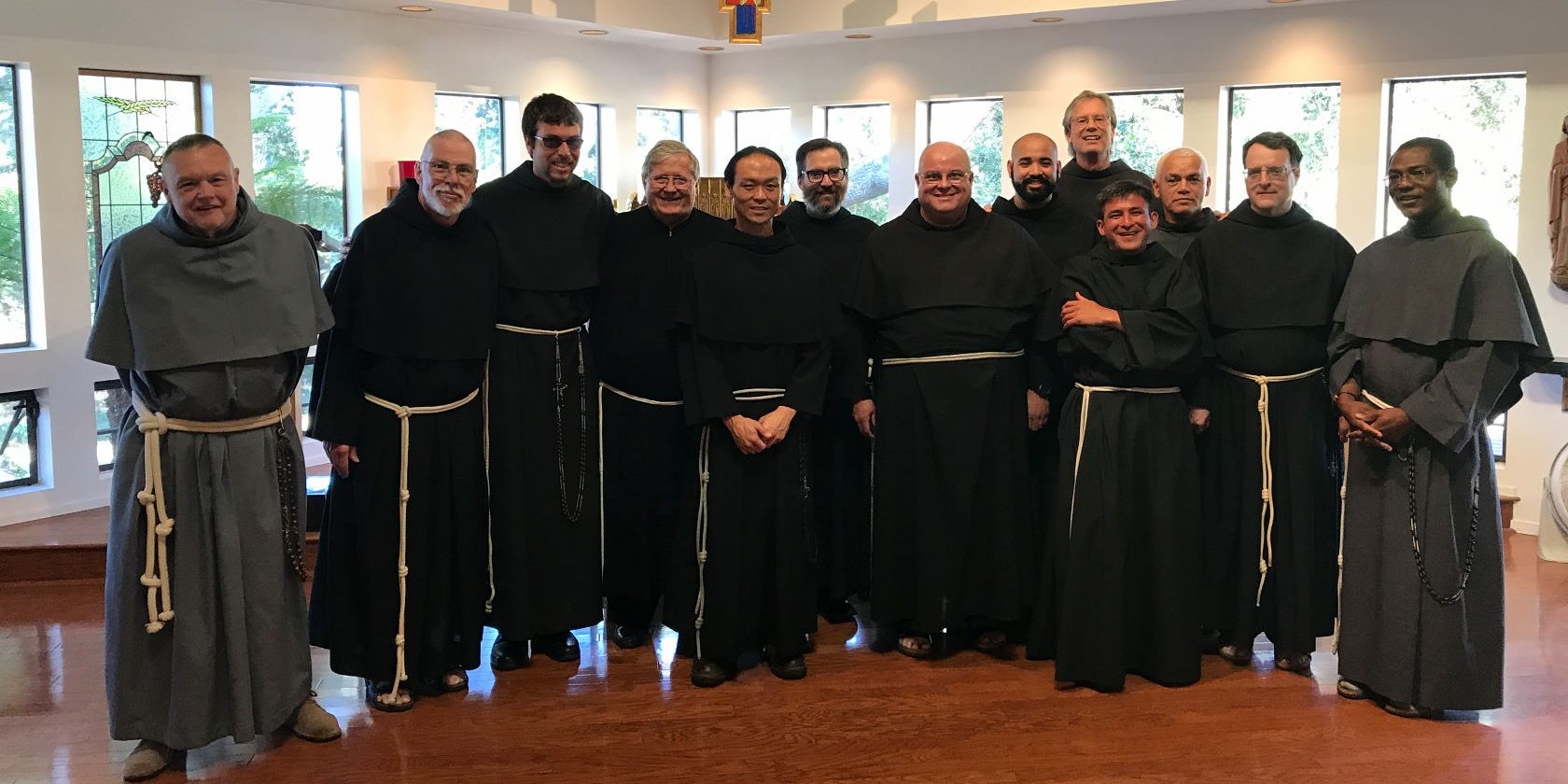 Saint Joseph of Cupertino Province Newly Professed