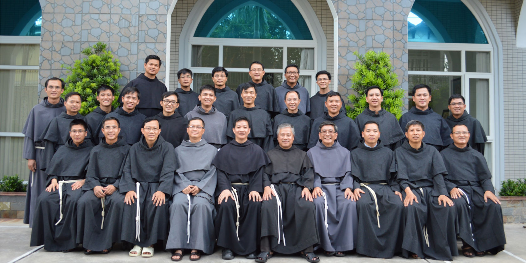 Our Vietnam Friars
